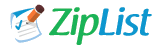 Logo of ZipList